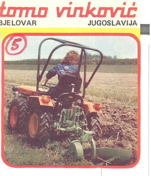 Polovni Traktori Tomo Vinkovic
